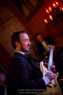 North East Soiree Knight Muse Party Band