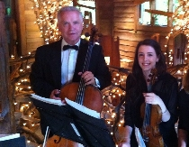 North East Soiree String Quartet_AlnwickTreehouse