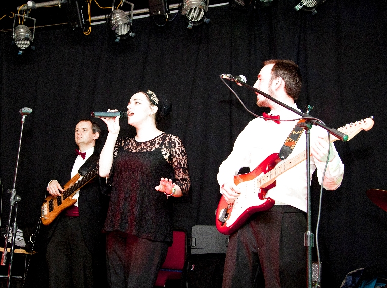 Knight Muse Party Band at Mickleton Hall