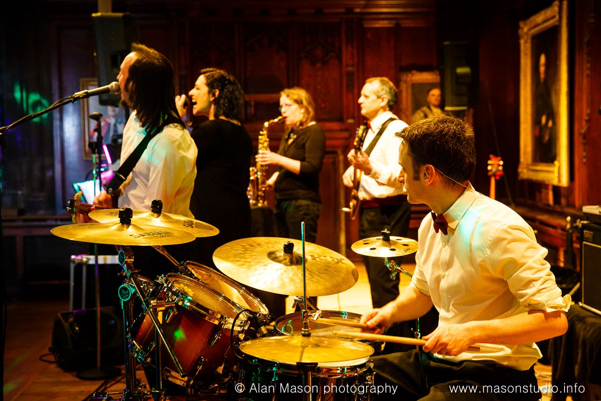 wedding party band Durham